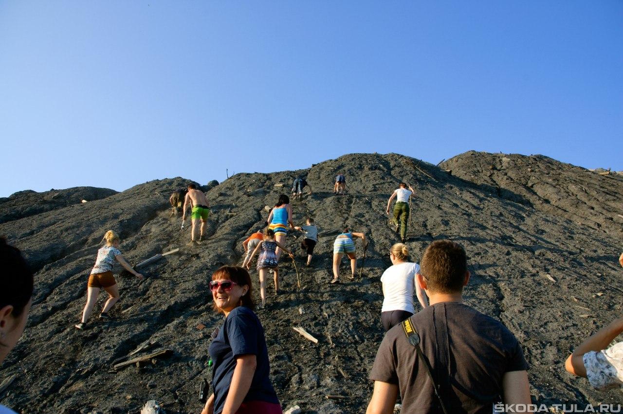 Восхождение в гору