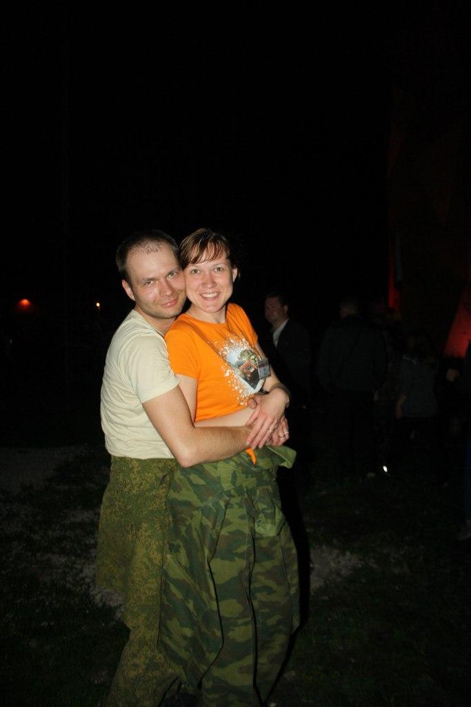 Мася и Костян