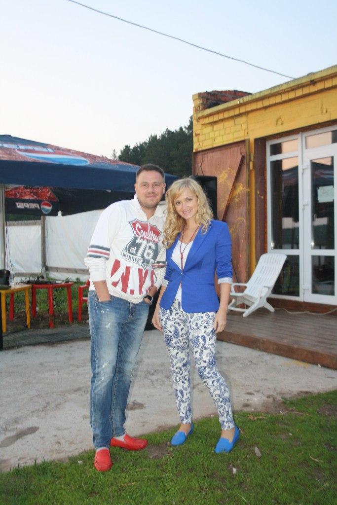 Татьяна и Павел